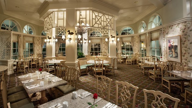Grand Floridian Resort - Grand Floridian Cafe (breakfast)