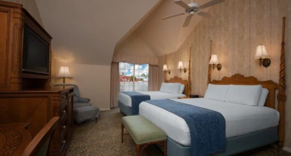 Grand Floridian club level room