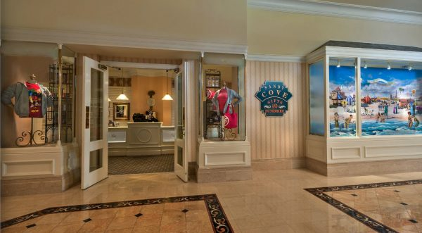 Sandy Cove Gifts and Sundries at Grand Floridian