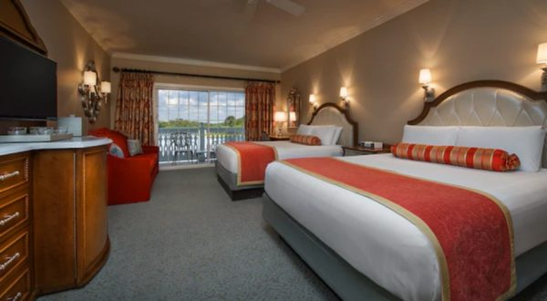 Grand Floridian room