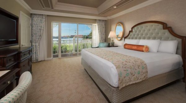 Grand Floridian Villas 2 bedroom villa