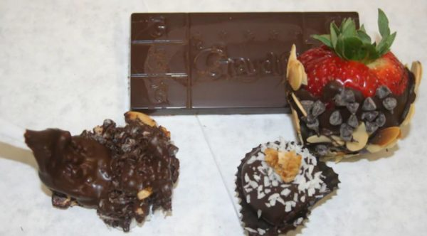 Graycliff Chocolatier factory tour in Nassau
