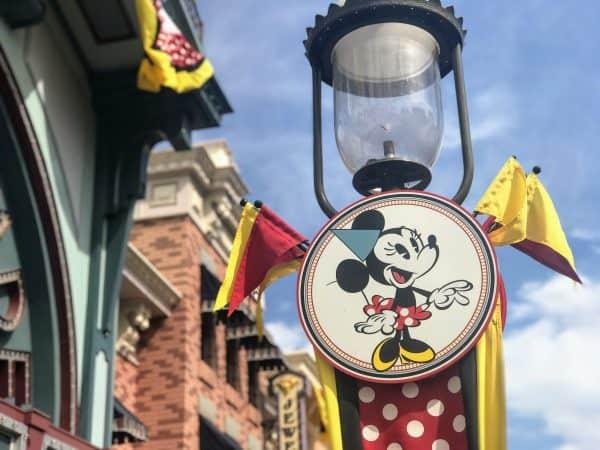 Disneyland bunting