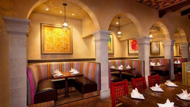 Pros and Cons for All Epcot Restaurants - La Hacienda de San Angel (dinner)
