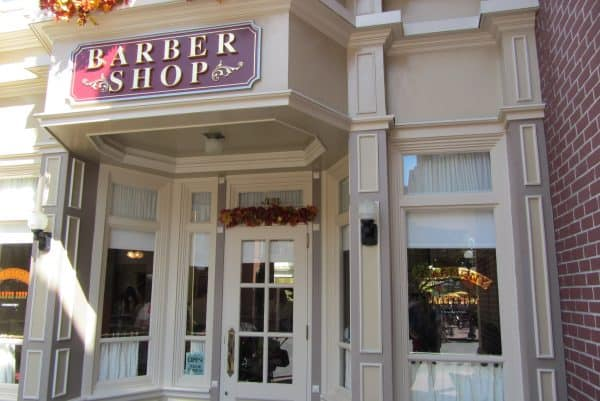 haircuts magic kingdom 1 600x401 - Our favorite ideas for celebrating a birthday at Disney World