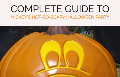 halloween square 1 390x250 - 2018 Mickey's Not-So-Scary Halloween Party has begun! Here are the details.