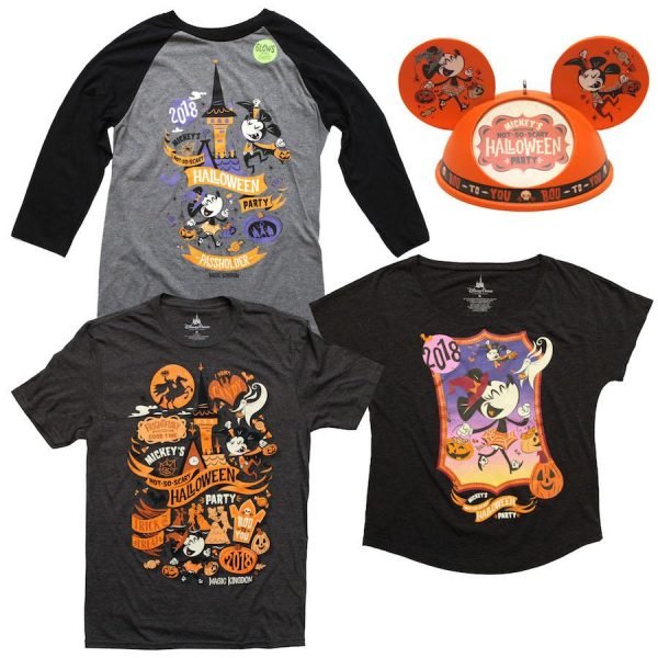 halloweenmerch3 600x600 - 2018 Mickey's Not-So-Scary Halloween Party has begun! Here are the details.