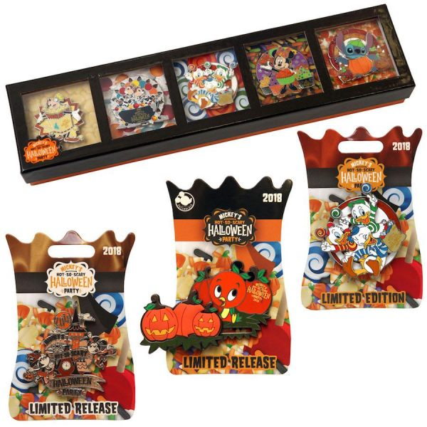 halloweenmerch4 600x600 - 2018 Mickey's Not-So-Scary Halloween Party has begun! Here are the details.