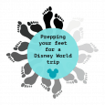 Prepping your feet for a Disney World trip | WDW Prep School