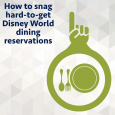 Hard to get Dining reservations