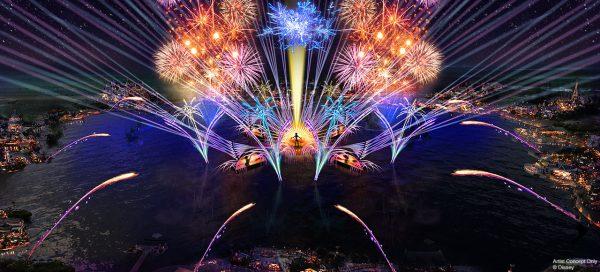 HarmonioUS, Epcot's new nighttime spectacular