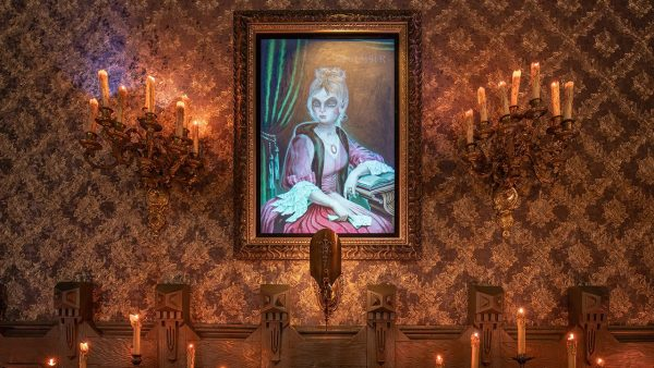 haunted mansion april to december portrait