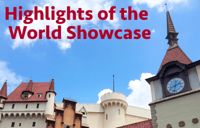highlightsworldshowcase 390x250 - The highlights of the World Showcase - PREP132