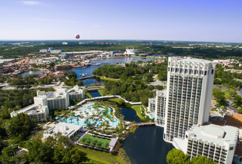 hilton buena vista palace Disney Springs Hotels - Wyndham Garden Lake Buena Vista - Disney Springs Resort Area