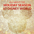All about the Holiday Season at Disney World square