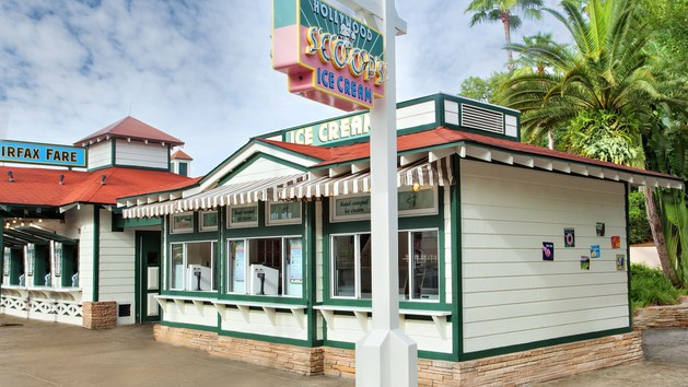 Hollywood Studios Dining - Hollywood Scoops