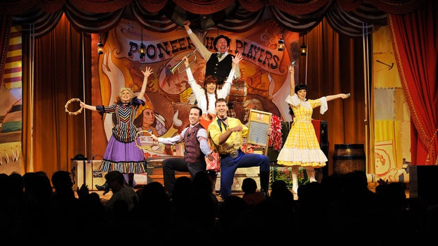 Cabins at Fort Wilderness - Hoop-Dee-Doo Revue (dinner)