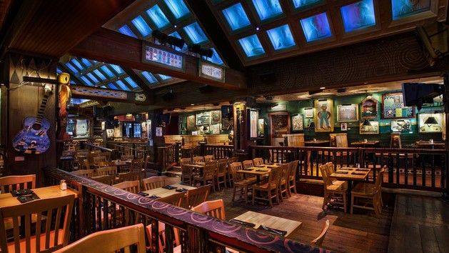Disney Springs Dining - House of Blues Restaurant and Bar (lunch)