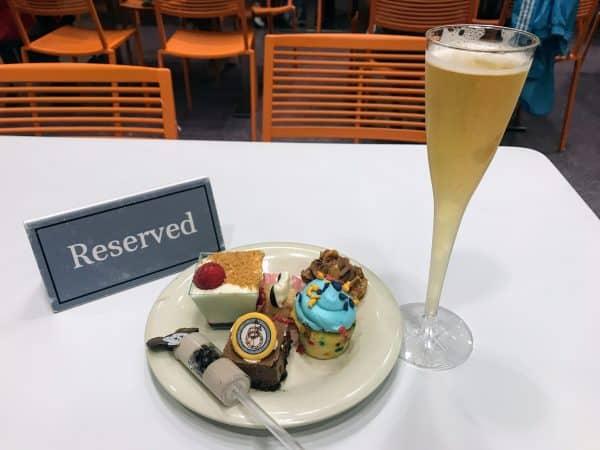 Tomorrowland Terrace Dessert Party