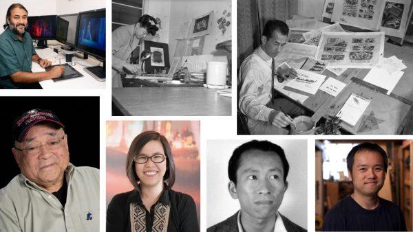 art of disney honors asian pacific american filmmakers