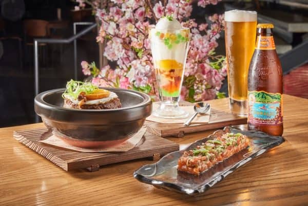special menu for asian pacific american heritage month at morimoto asia