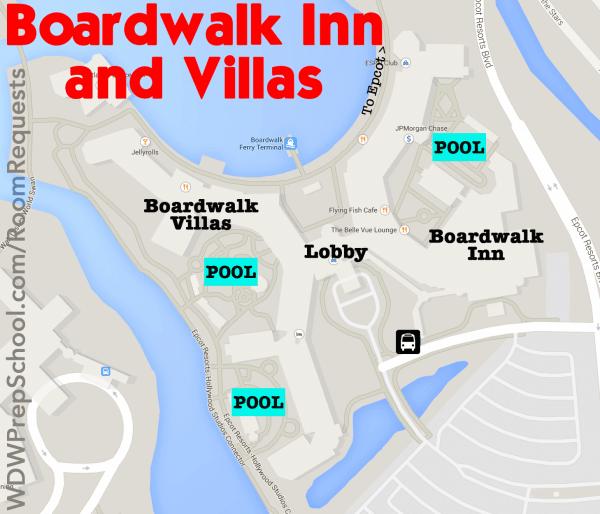 boardwalk inn and villas walt disney world