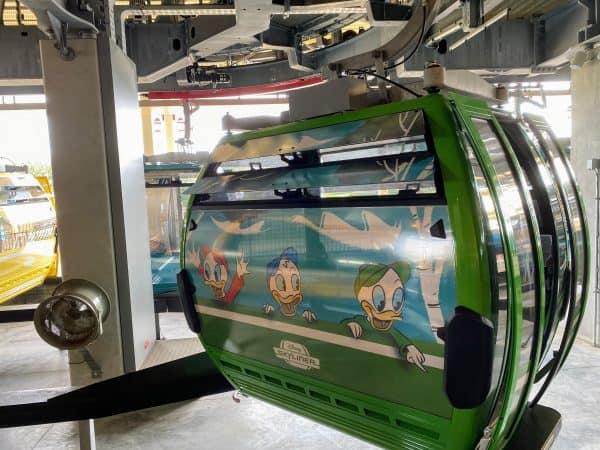 Gondola Disney Skyliner
