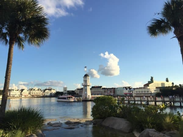 Epcot area resorts