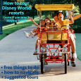 How to tour Disney World resorts (even if you aren't staying there)