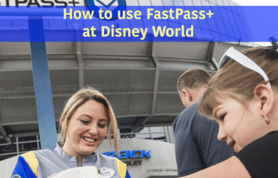 howtousefastpass 390x250 - How to use FastPass+ at Disney World