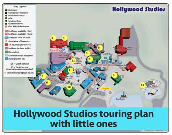 hswithlittleones - Hollywood Studios touring plans for 2018 (with FastPass+ suggestions)