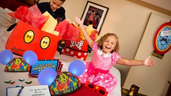 Disneyland birthday celebrations