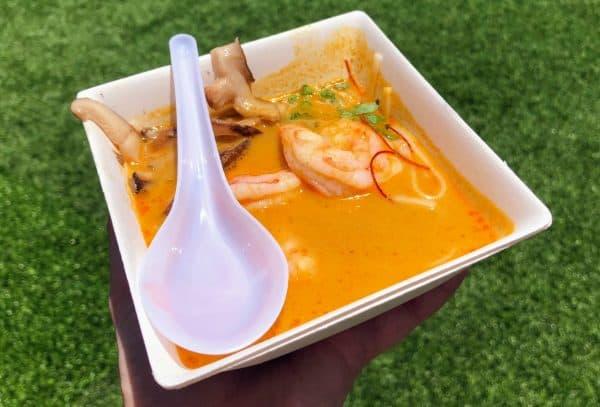 Shrimp Pho - Noodle Exchange
