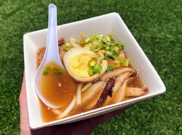 Pork Udon - Noodle Exchange