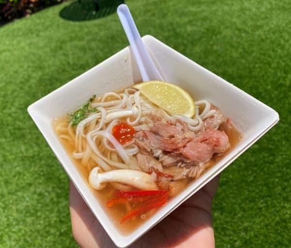 Beef Pho - Noodle Exchange