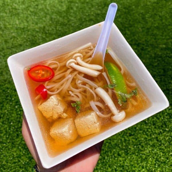 Tofu Pho - Noodle Exchange