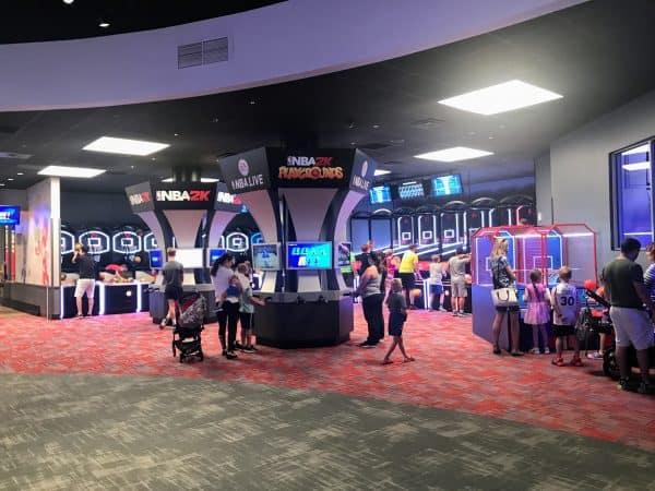 Arcade NBA Experience