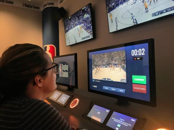 Replay NBA Experience