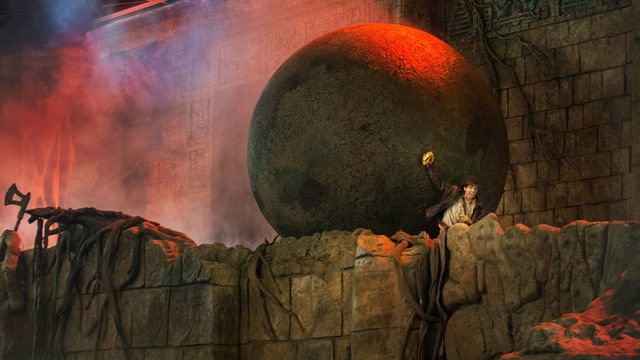 Indiana Jones ™ Epic Stunt Spectacular!