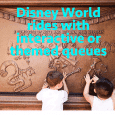 Disney World rides with interactive or themed queues | WDW Prep School