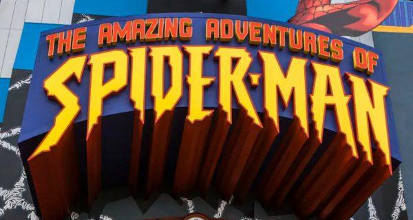 the amazing adventures of spider-man islands of adventure