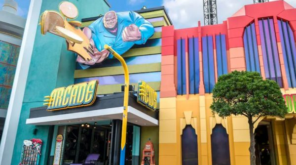 kingpin's arcade islands of adventure
