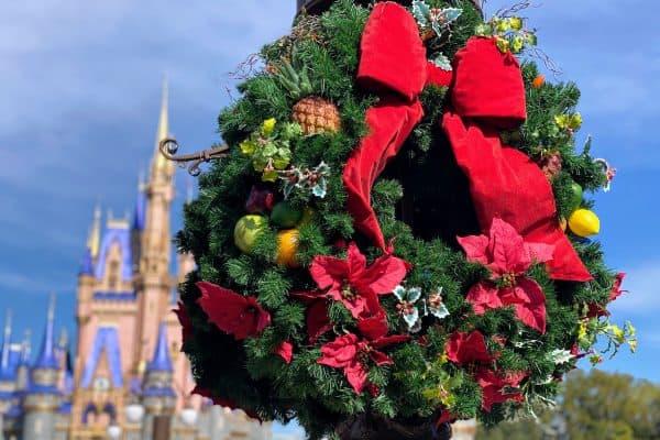 January at Disney World