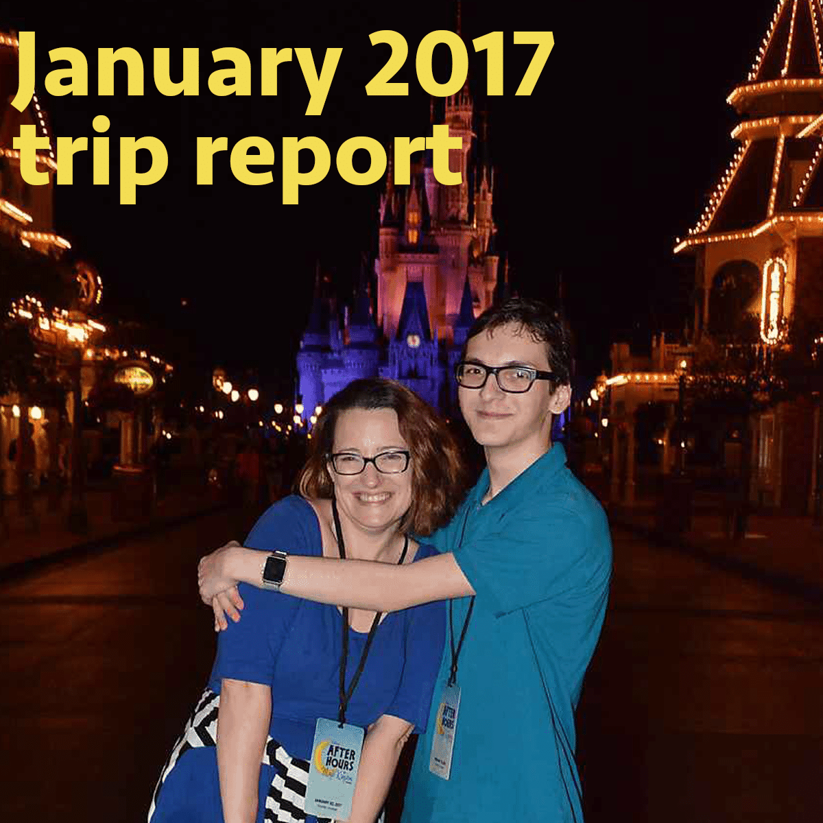 January 2017 Trip report | WDW Prep School