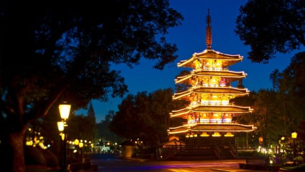 japanpavilion 600x338 - Guide to all Epcot rides and attractions