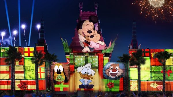 jingle bell jingle bam 01 600x338 - The holidays at Disney World - Candlelight Processional dates for 2018 released