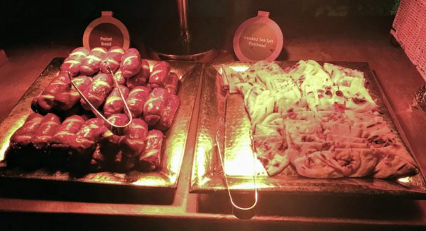 savory pretzel bread Jingle Bell, Jingle BAM! Dessert party