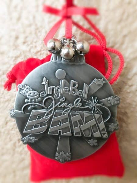 Jingle Bell, Jingle BAM! ornament
