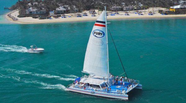 Key West Catamaran Sail and Snorkel Tour