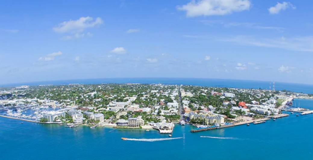 Key West port of call Disney Cruise Line